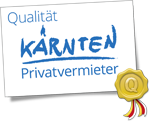Member of the Privatvermieter Association Kärnten